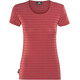 Mountain Equipment Groundup t-shirt Dames roze